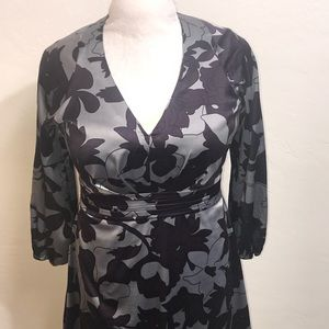 NWOT, Size:16, Satin Dress